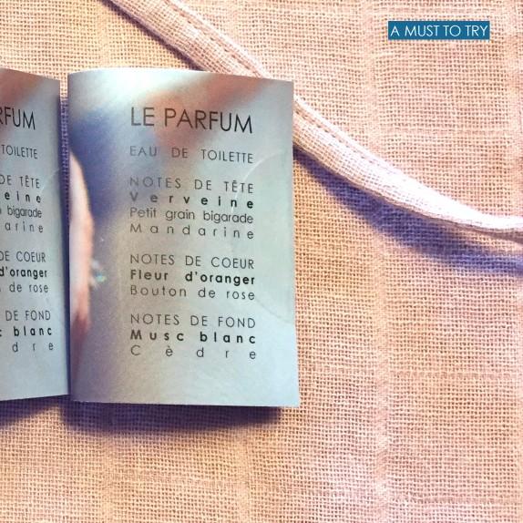 Echantillon LeParfum