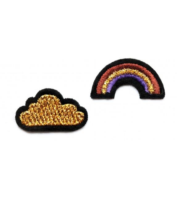 Cloud + Rainbow Repair Paches