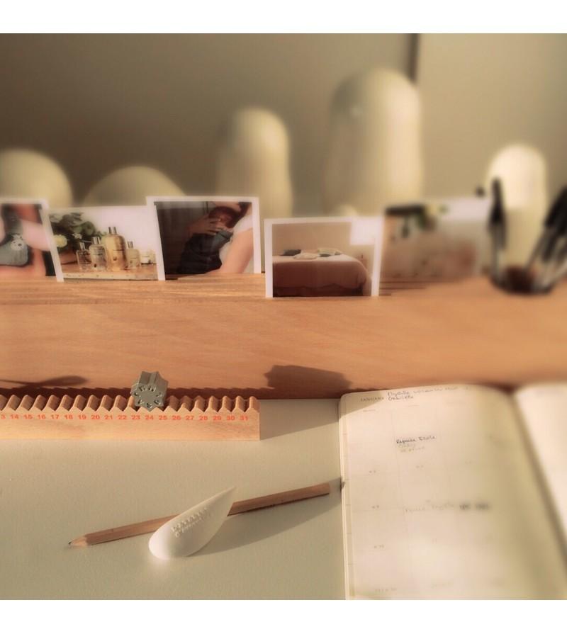 Bloc porte cartes atelier d 39 exercices studio la langerie - Bloc porte style atelier ...