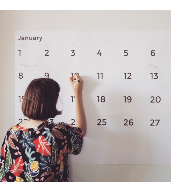 Giant Wall Planner