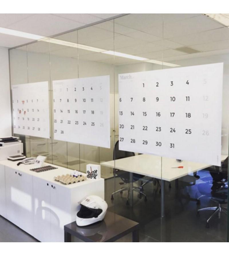 Calendrier Geant.Calendrier 2018 Geant Octagon Design La Langerie