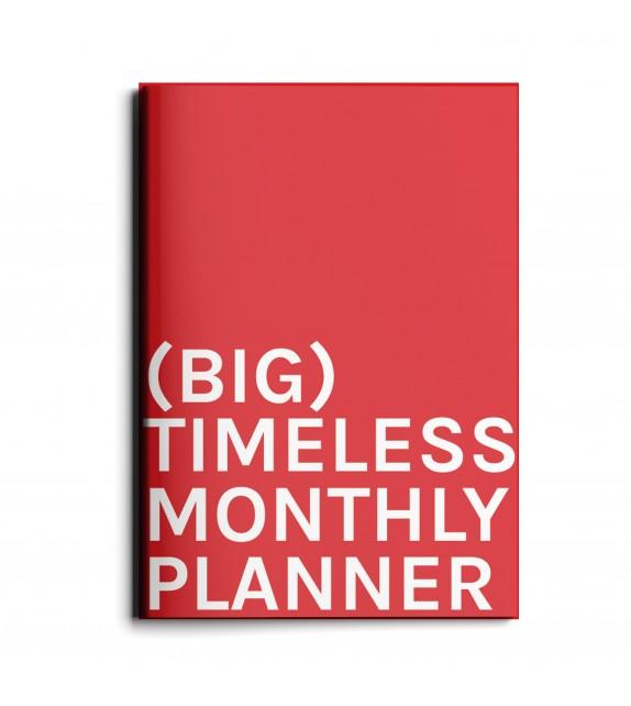 Agenda mensuel perpetuel