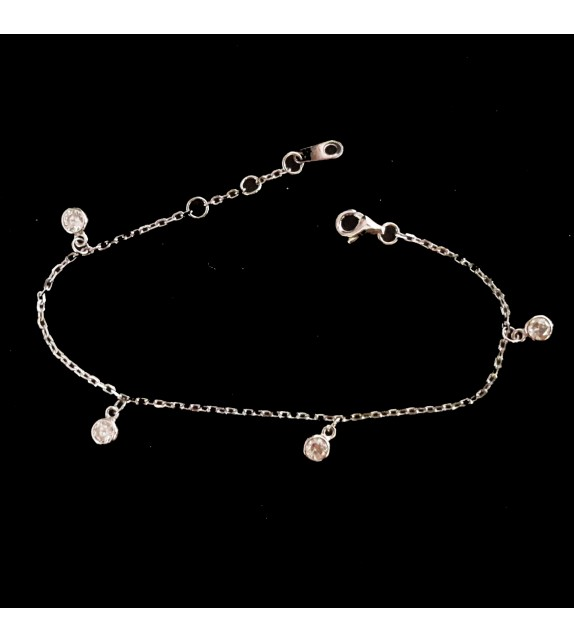 4 Swarovski bracelet