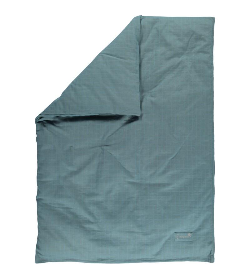 Housse de couette b b en coton biologique certifi gots for Housse de couette 90x200