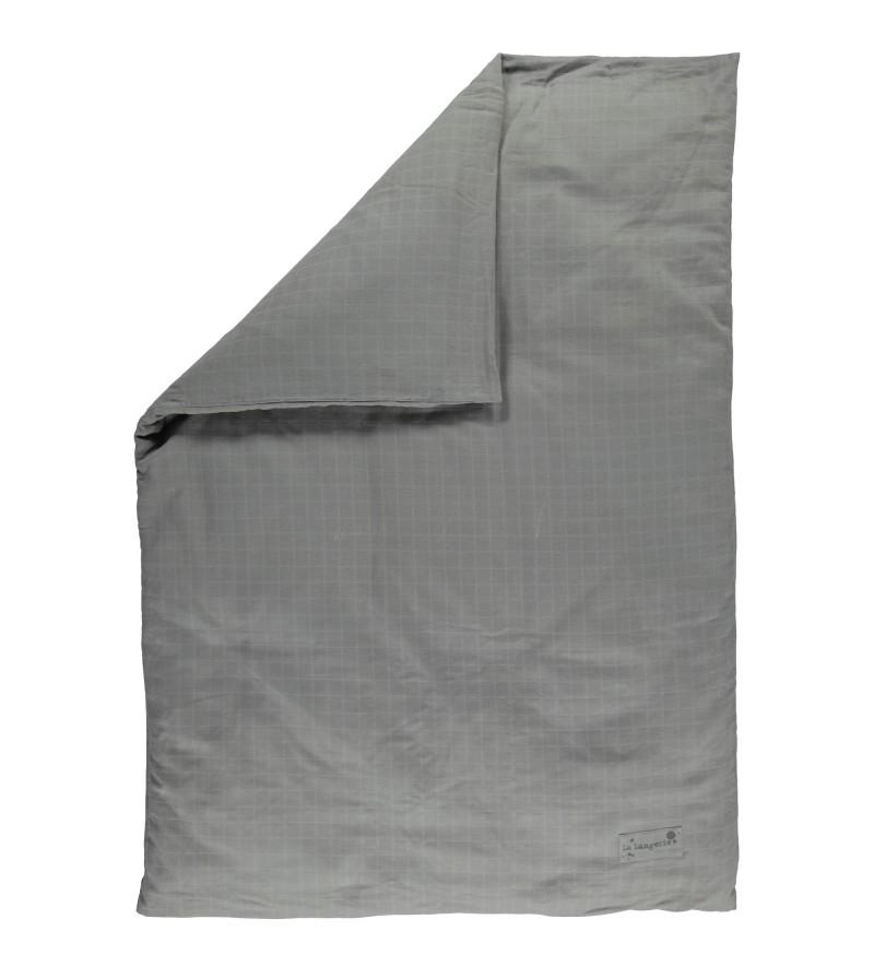 housse de couette b b en coton biologique certifi gots la langerie. Black Bedroom Furniture Sets. Home Design Ideas