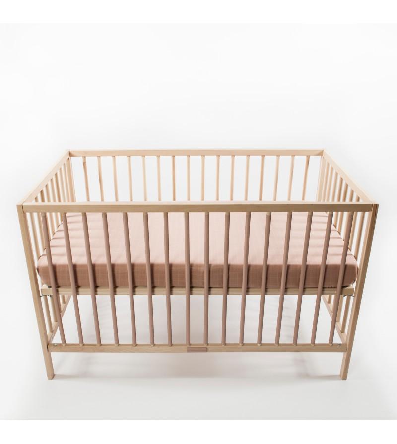 Lit a barreau pour bebe pratique minimaliste et robuste - Lit a barreaux ...