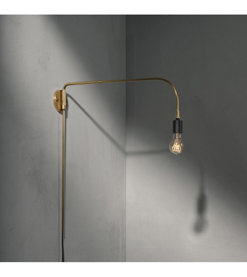 warren wall lamp 5 Superbe Lampe or Kdj5
