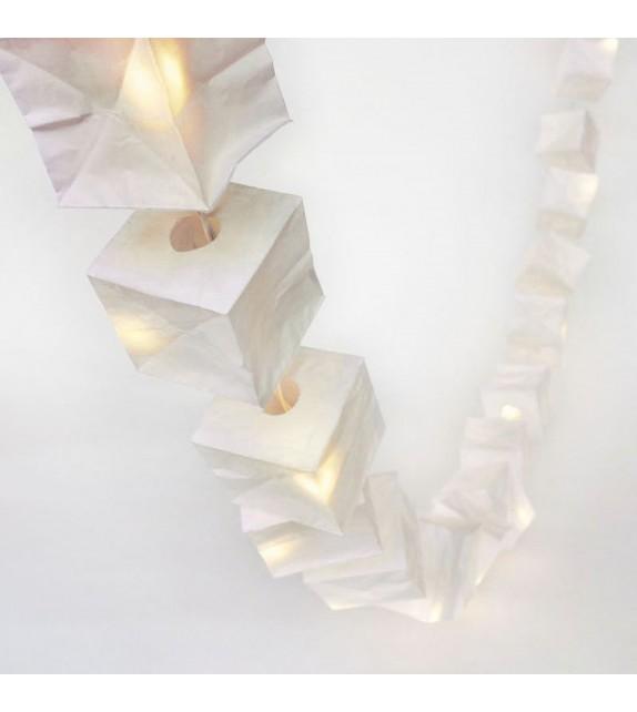 Cubist Lighting Garland