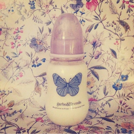 Butterfly Baby Bottle